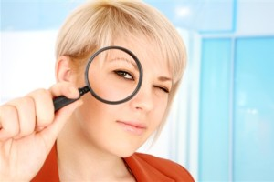 woman-entrepreneur-tracking-down-leads