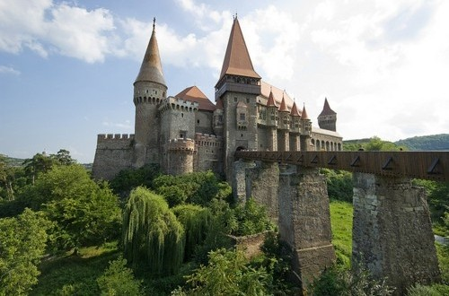 Romania Finally Puts Dracula On Its Tourism Map