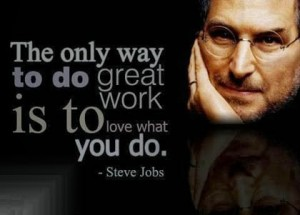 steve jobs-the only way