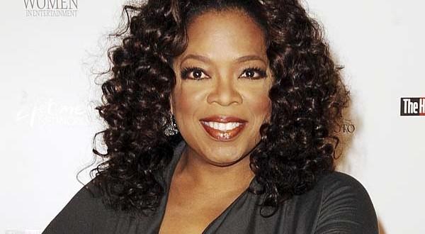 On Forbes.com's celebrity billionaire list … Oprah Winfrey.