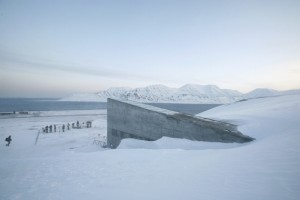 The Svalbard Global Seed Vault (Reuters / Bob Strong)