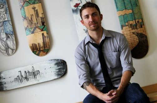 How One Small Business Owner Sketched His Way to Success