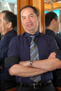 Asian Television Content VP for Sales & Marketing, Randy Topacio.