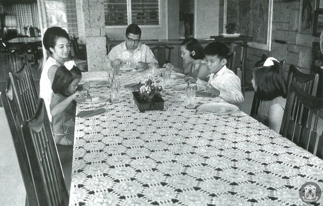 the-aquino-family