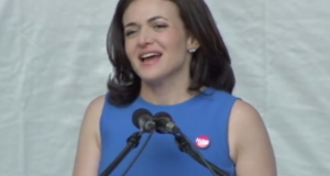 Sheryl Sandberg — Get On A Rocketship Whenever You Get The Chance