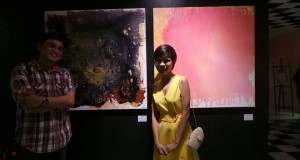 Filipina International Painter Chiqui Rodriguez Examines Deprivation and Meditation in Solo Series