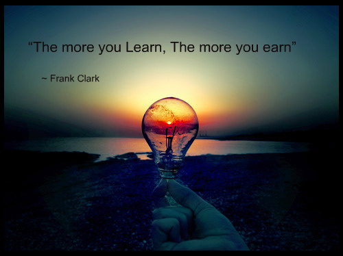 the-more-you-learn-the-more-you-earn