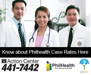 Philhealth Case Rates Banner