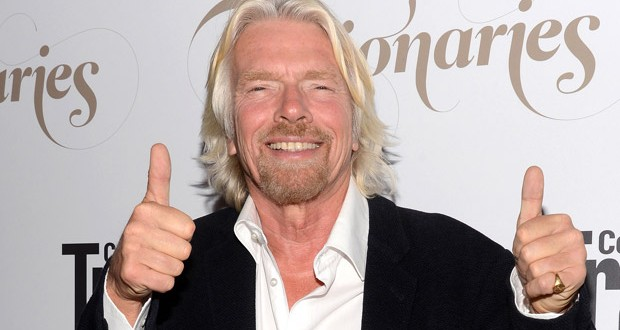 5 Guidelines to Success from Richard Branson