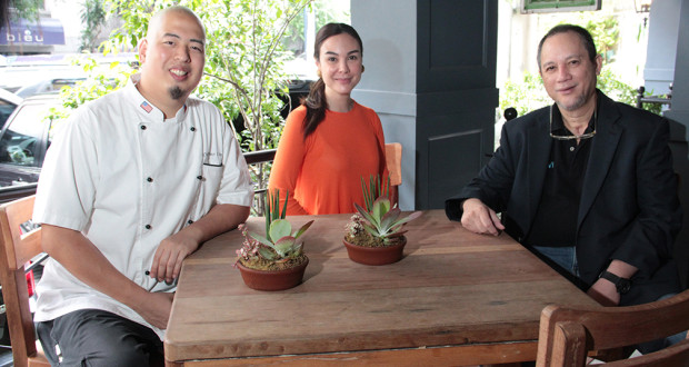 The Boss of Kitchens Wows Makati City Biz Folks with Comfort Food