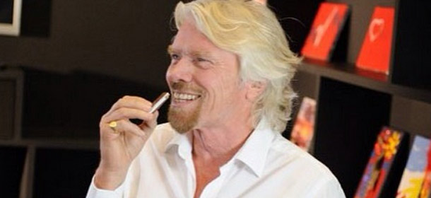 Branson Reveals Entrep's Common Misconceptions About Becoming an Entrepreneur