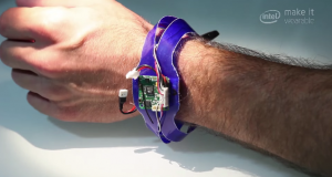 A Wearable Drone That Launches Off Your Wrist To Take Your Selfie