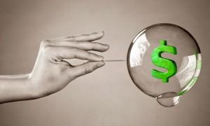 Avoid bubbles, avoid bursts.(iStock)