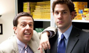 The Office's Andy Bernard went to Cornell — ever heard of it?(Facebook.com/The Office)