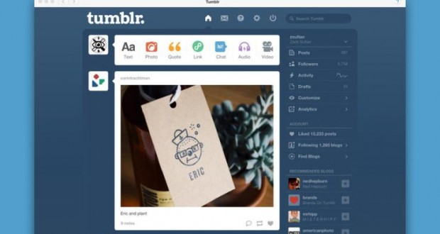 Tumblr Debuts Its First Desktop App On The Mac App Store