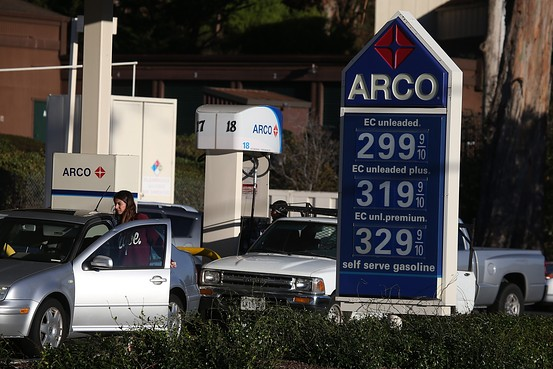 arco-gas-station