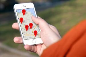 location mobile