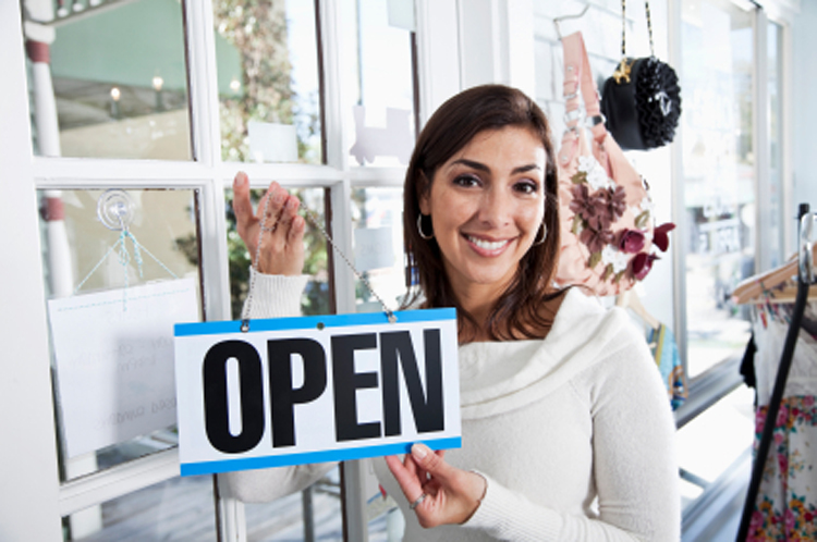 A Checklist for the Grand Opening of Your Business Tips for Becoming Your Own Boss and Starting a Business small-business-owner