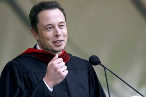 Elon Musk, CEO of SpaceX and Tesla Motors (Raul Roa/Staff Photographer)
