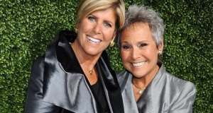 Suze Orman — From serving muffins to making millions