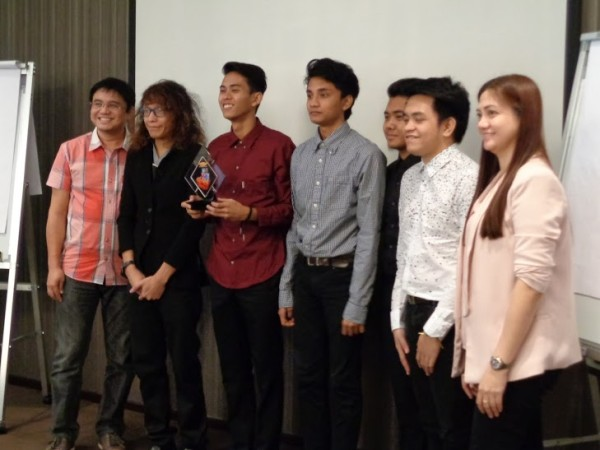The second placer: AMA University