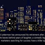 What Email Marketers Can Learn From Late Show With David Letterman [Infographic]