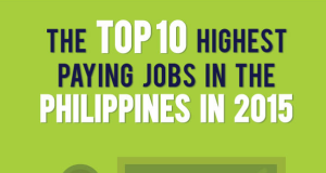 10 Top Paying Jobs In The Philippines In 2015 [Infographic]