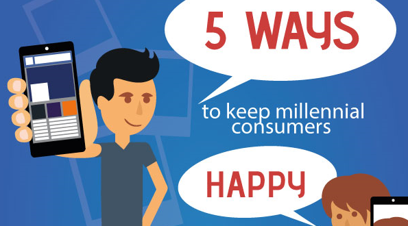 5 Simple Ways to Keep Millennial Customers Happy
