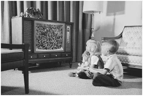 black kids watching tv. children-tv black kids watching tv