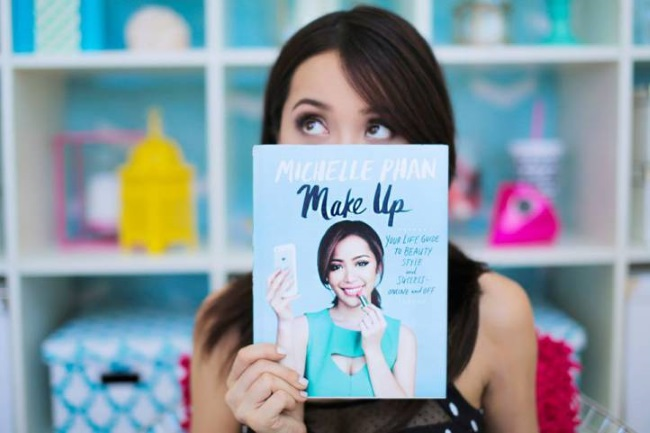 facebook-video-making, michelle-phan