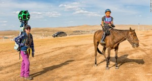 Google Street View invades Mongolia's famed Naadam Festival