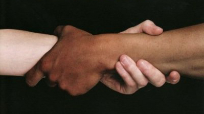 Negosentro roman-handshake, a-brotherhoods-advocacy