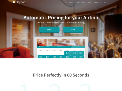beyond-pricing, automatic-pricing-for-your-airbnb