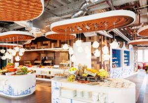 Google's Amsterdam office
