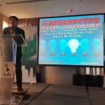 Tech Entrepreneur Nievera Keynotes Eastern Communications' Trade Roadshow in Cavite and Laguna
