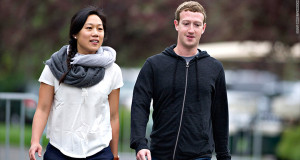 Mark Zuckerberg and Priscilla Chan are making a big bet on a different sort of business