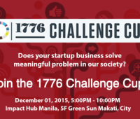 1776 challenge cup philippines 2015