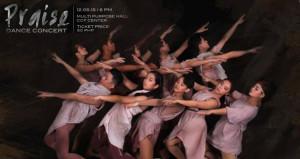 Iron Saints Dance Ministry present PRAISE: A DANCE CONCERT