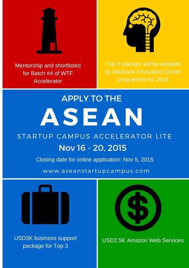 ASEAN Startup Campus Accelerator