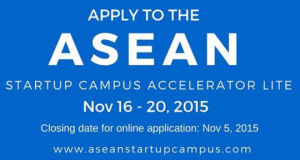 ASEAN Startup Campus Accelerator comes to Manila