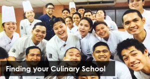Career: Finding the Champion Culinary School