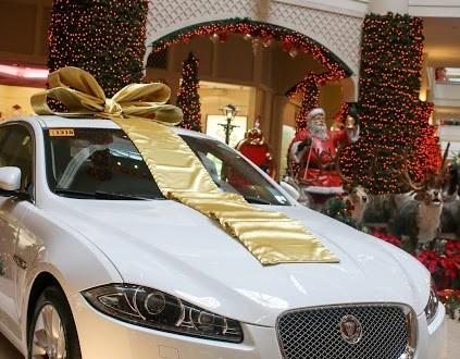 Christmas Car Raffle 2