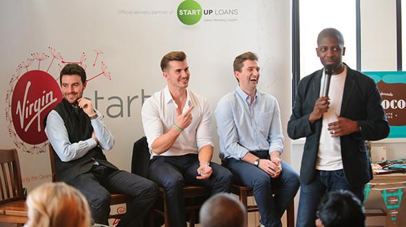 Branson's Virgin StartUp helps entrepreneurs in the UK gain momentum
