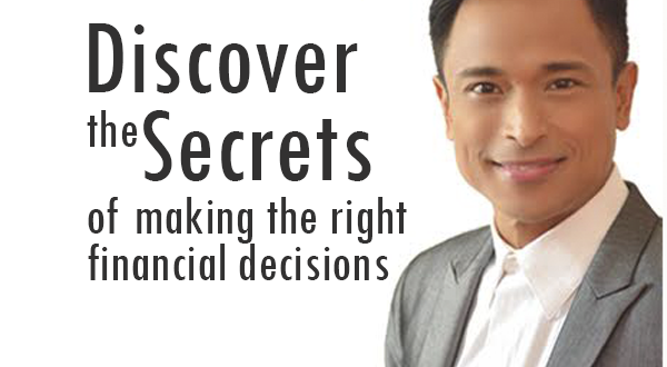 Joel Nievera Barretto, CFPⓇ to Launch Financial Phases Seminar Series 2016