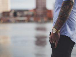Stylish Watch watches Wristwatch