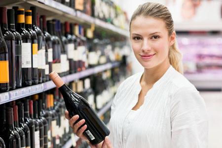 wine-shopping
