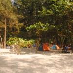 anawangin, zambales, camping-sites