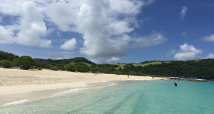 The concealed white beach of Bicol: Calaguas Island