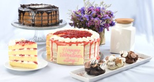 Flowers flourish in special dining offerings and cakes at Cravings and The Blackboard