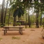 anawangin, zambales, camp-site